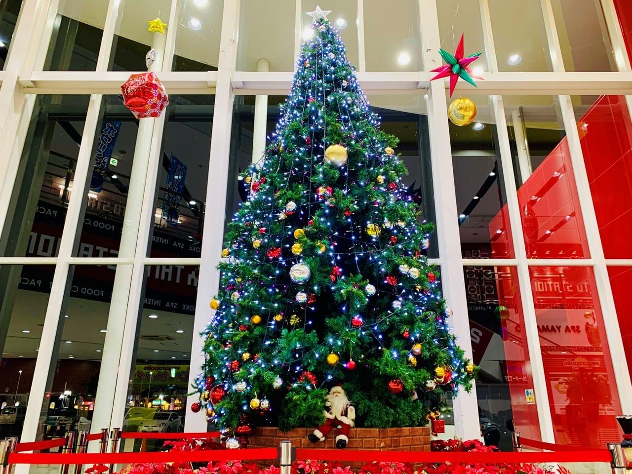 ベガロポリスクリスマスツリー