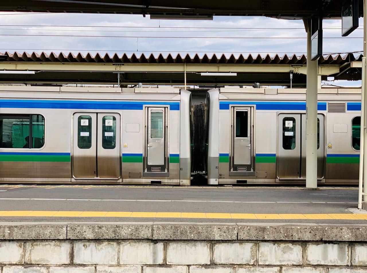 仙台空港アクセス鉄道車輛